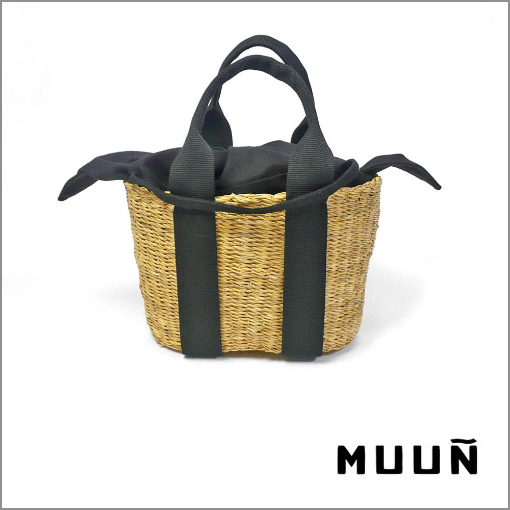 【MUUN/ムーニュ】MINI CABA ブラック