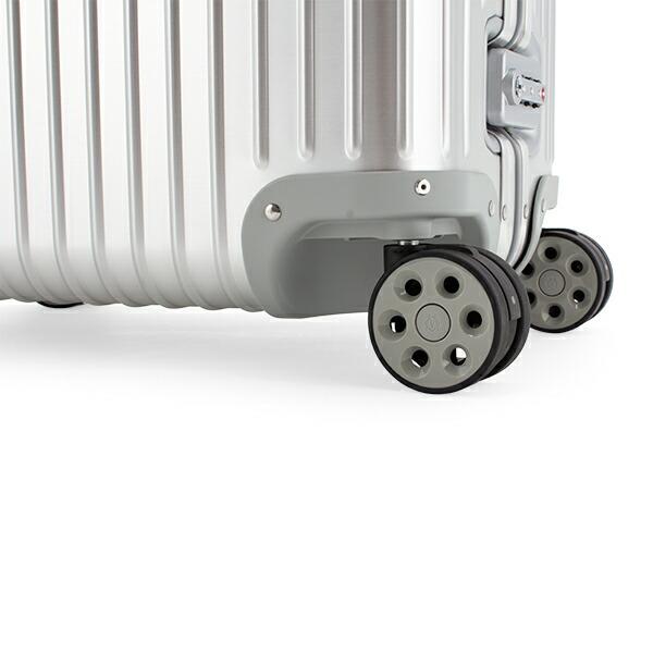 特許技術のダブルホイールキャスターRIMOWA(リモワ)のスーツケースORIGINAL Check-In M