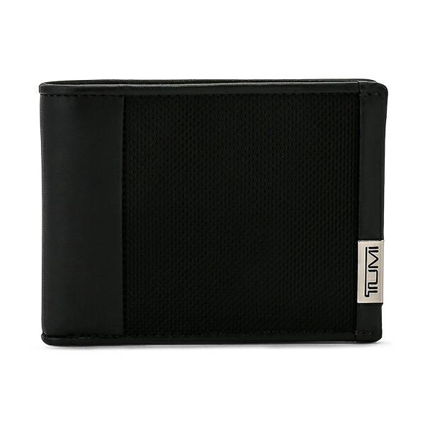 トゥミ【TUMI】ALPHA SLG ダブル・ビルフォールド  二つ折り財布