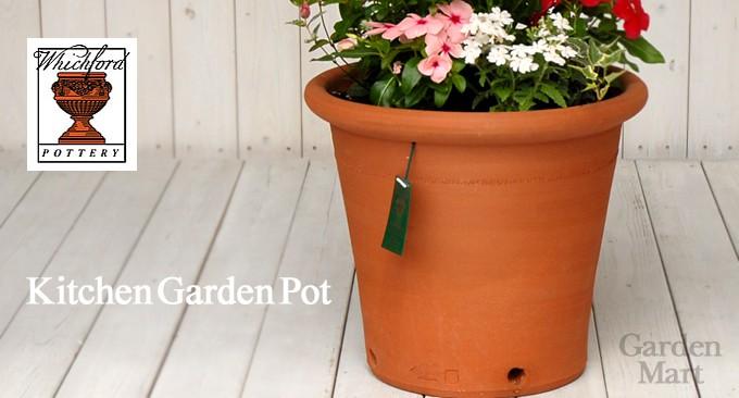 Kitchen Garden Pot Kitchen Garden Pot Diameter 31 Cm Size