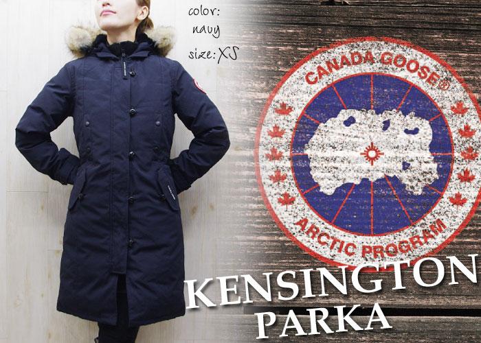 ab624ad87be Canada Goose female Canada goose down jacket Kensington Canada standard  model Canada goose jacket femaleCanada goose ladies