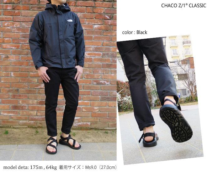 Chaco Men/'s Z1 Classic Athletic Sandal