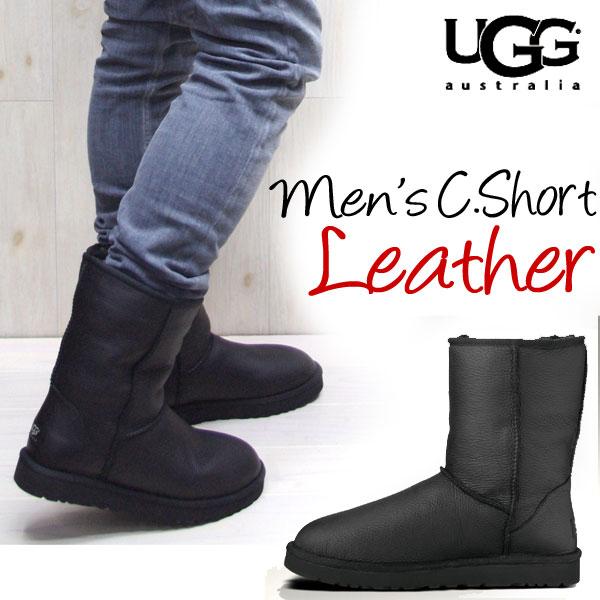 5e62fd2dda0 Ugg Australia K Classic Short Leather - cheap watches mgc-gas.com