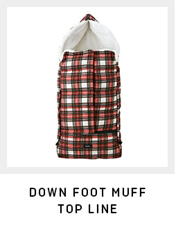 FOOT MUFF TOP LINE