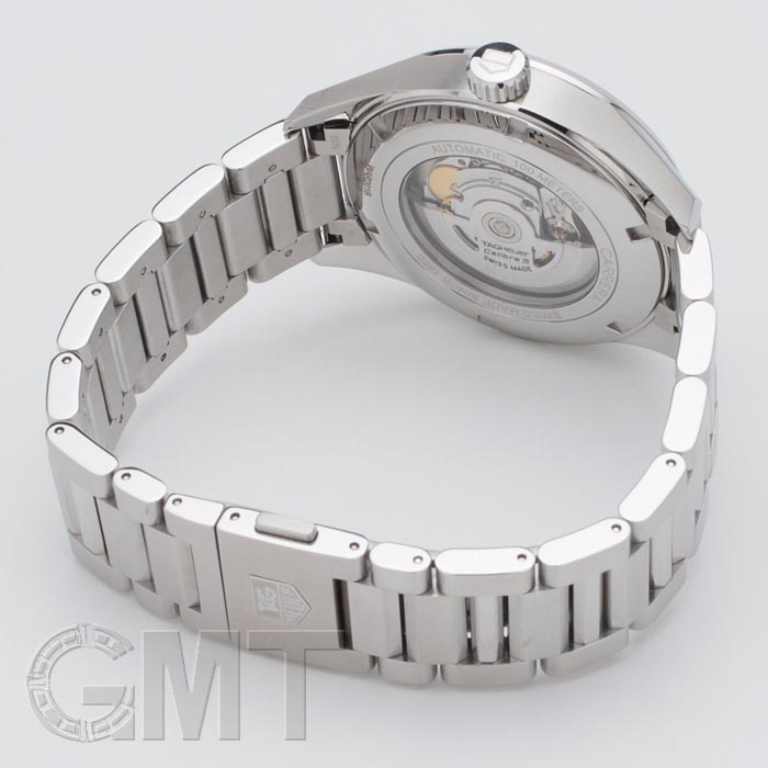 Gmt: TAG HEUER Tag Heuer Carrera Daydaytobles Silver