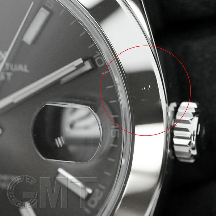 quality design 2348a fba28 ロレックス デイトジャスト41 126300 ダークロジウム オイスター ...