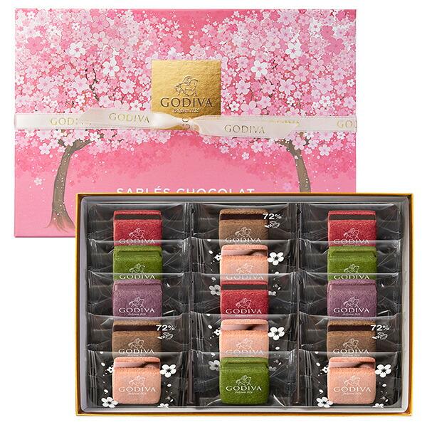 サブレショコラ 桜 15個入