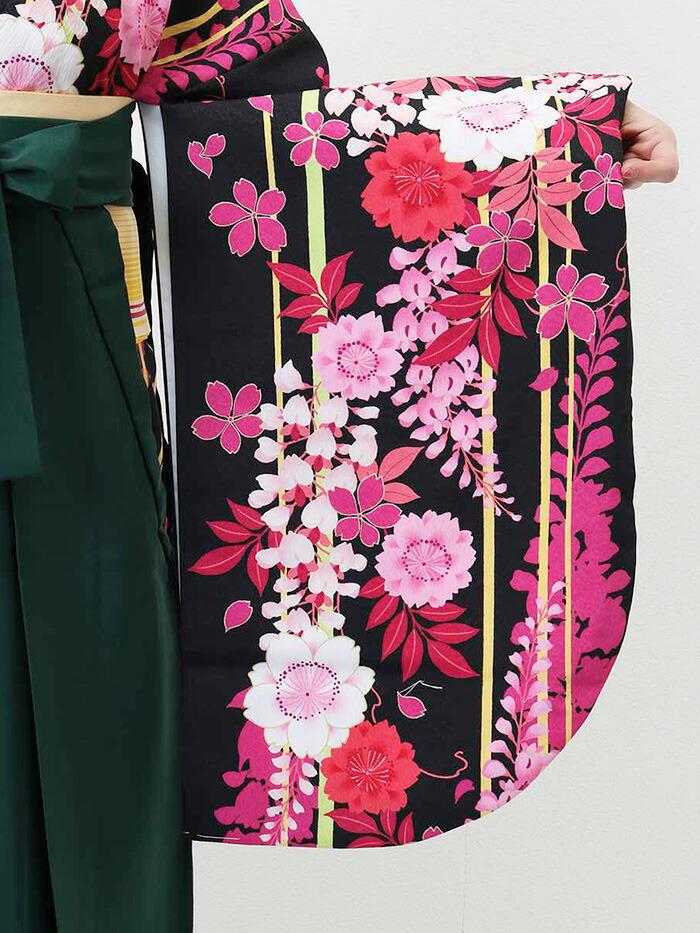 卒業式レンタル袴セット詳細画像5