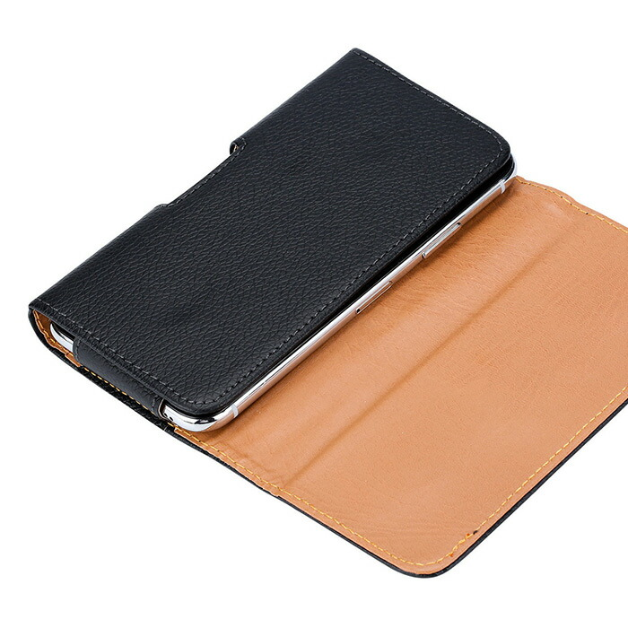 iPhoneXRiPhoneXSiPhone8iPhone8PlusXperiaGalaxy多機種対応ベルト装着スマホポーチレザーベルトケースクリップタイプウエストポーチスマホケースアイフォンエクスペリアギャラクシーシンプルスマホカバーギフト敬老の日プレゼントあす楽対応送料無料