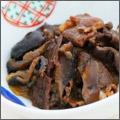 牛肉のしぐれ煮 朝倉山椒入り