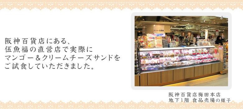マンゴーレビュー阪神