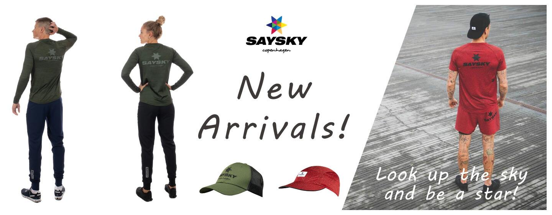 SAYSKY SPRING&SUMMER 2018 新商品