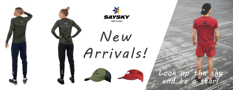 SAYSKY 2018 新商品