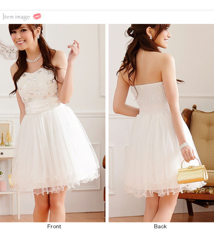 1e5e91d15ee61 × 白いドレス   ♡写真解説♡プロが教えるお呼ばれで恥をかかない結婚式の服装マナー - NAVER まとめ