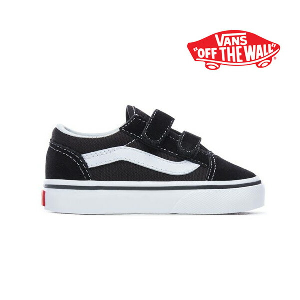 f4c39c4dd485c5 Golden State  VANS vans old school Velcro Old Skool V sneakers shoes ...