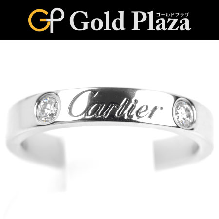 quality design f8842 6b2bd カルティエ Cartier Cドゥ カルティエ エングレーブド 2P ...