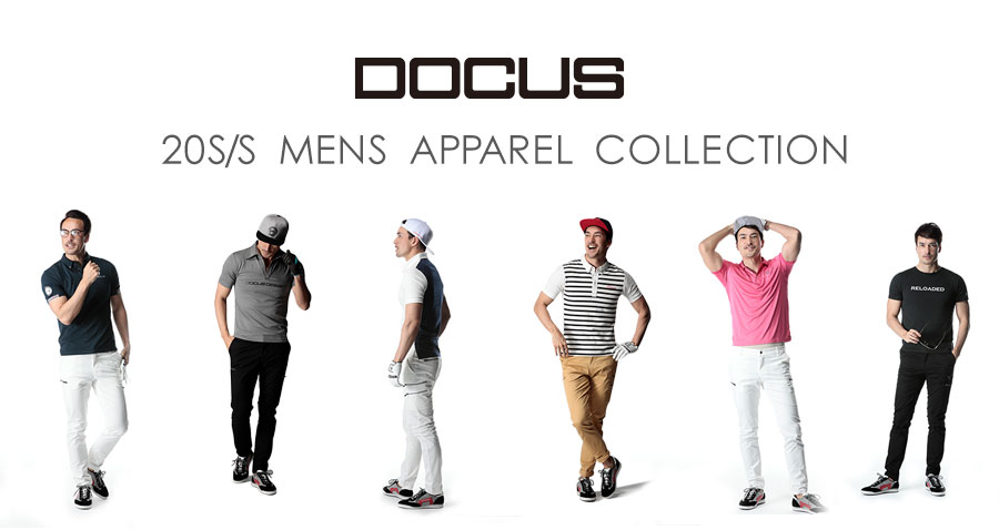 DOCUS 2020 SS COLLECTION