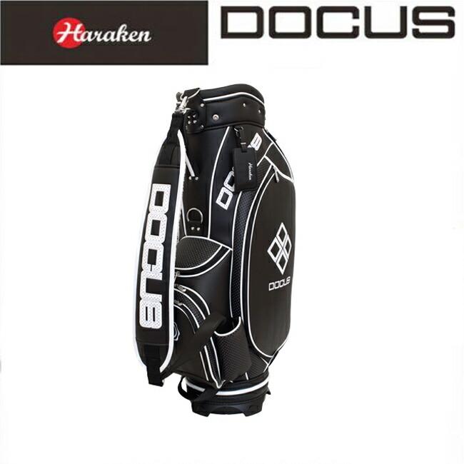 DOCUS 【ドゥーカス】9インチ スタイリッシュキャディバッグ DCC723
