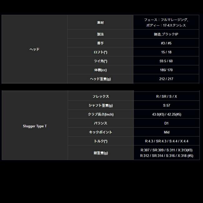 HARAKEN【ハラケン】DOCUS【ドゥーカス】 DCF711 FW DOCUS Slugger Type Tシリーズ