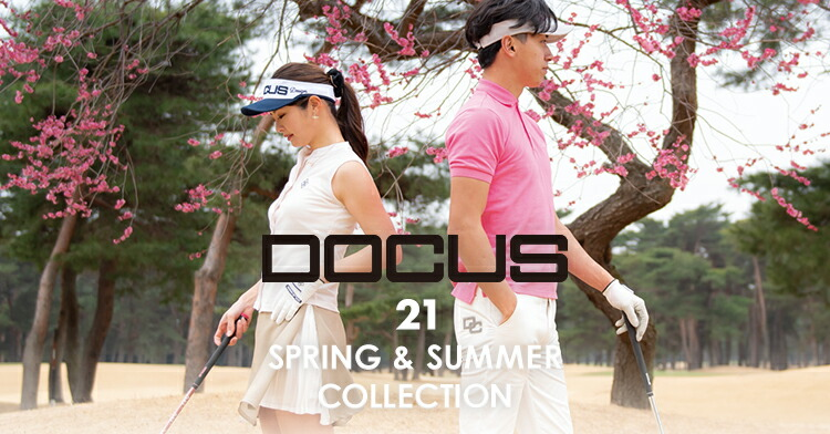 DOCUS 2021 AW COLLECTION