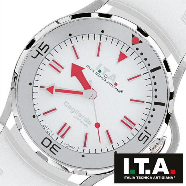 アイティーエー 腕時計 ITA I.T.A. ガリアルド・プロフォンド Gagliardo profondo Ref.24.01.01