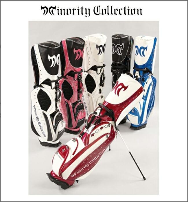 Minority collection【マイノリティーコレクション】MC-AGAINスタンドキャディバッグ 10601
