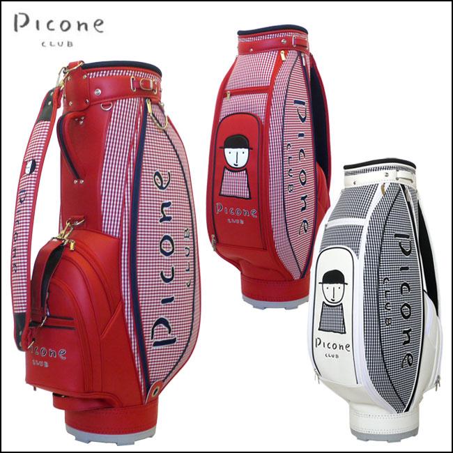 ピッコーネクラブ Picone CLUB レディース ゴルフ キャディバッグ C650301 あす楽