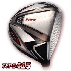 TourStage X-DRIVE705 Type-415ドライバー