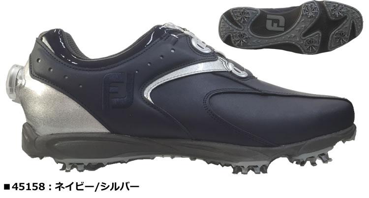 【即納】 【送料無料】 フットジョイ イーエックスエルBoa EXL W(ワイド)サイズ [24.5-27.5] 【Foot Joy】 【ゴルフシューズ】