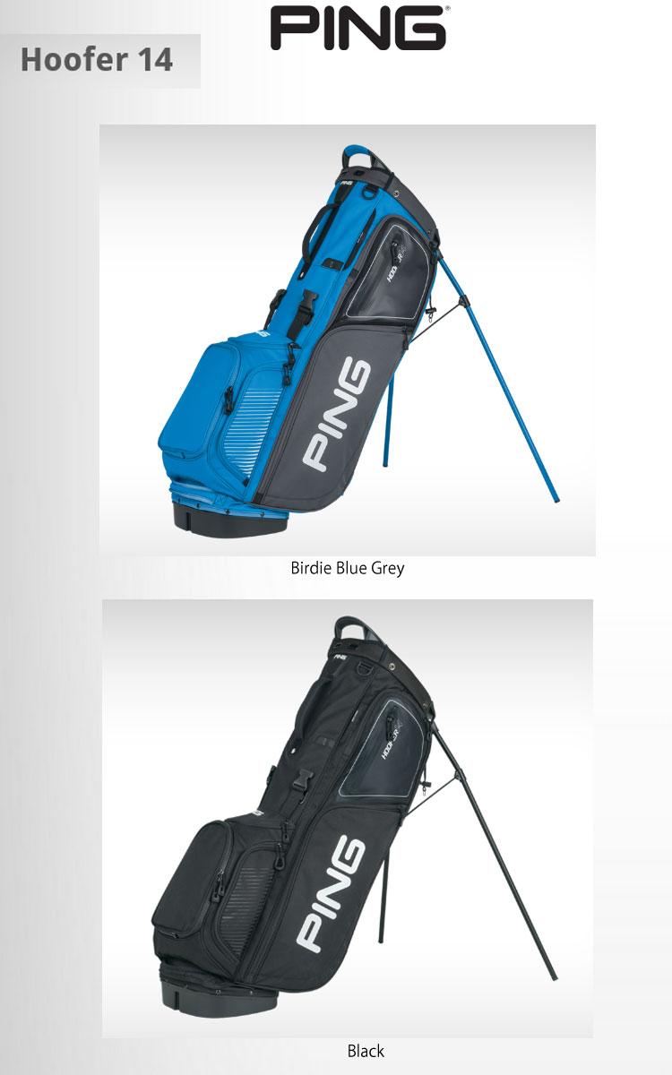ピン フーファー14 USモデル スタンド キャディバッグ Hoofer14 メンズ 【PING】【ゴルフバッグ】【即納】【US ORDER】【送料無料】