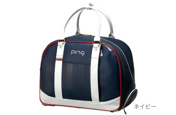 ピンゴルフ GB-L193 レディース  ローラーボストンバッグ【PING】【即納】