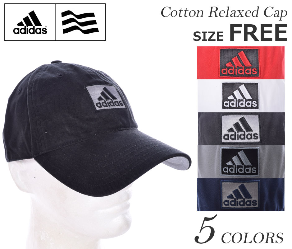 176896761f219 (stock disposal) a sale commemorative in the Adidas adidas cap hat men cap  men's wear golf wear men cotton relaxation cap USA direct import  correspondence ...