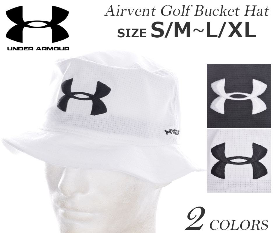 7d9e0537b It supports under Armour UNDER ARMOUR cap golf wear men air vent golf pail  hat USA direct import