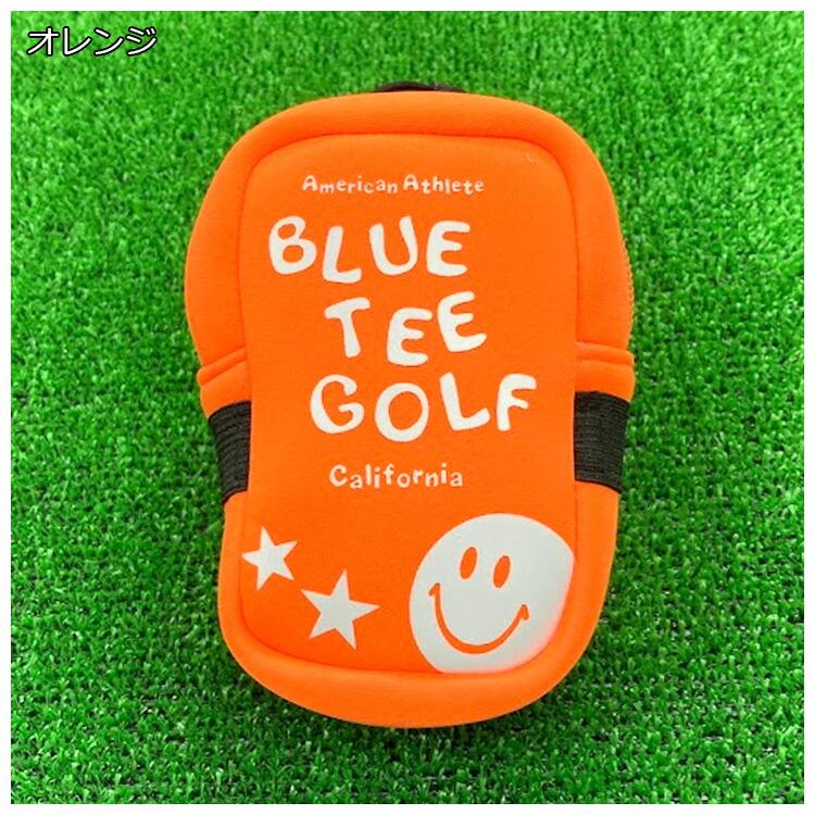 블루 티 골프 스트레치 다기능 파우치 AC-009