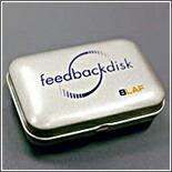 フィードバックディスク