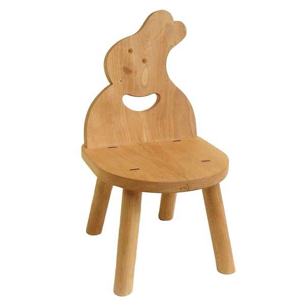 うさぎ椅子