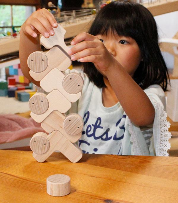 木のおもちゃ 銀河工房