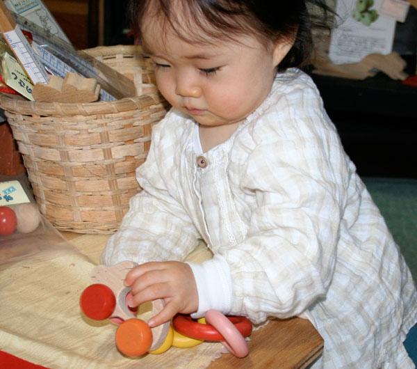 木のおもちゃ ギフト 出産祝い