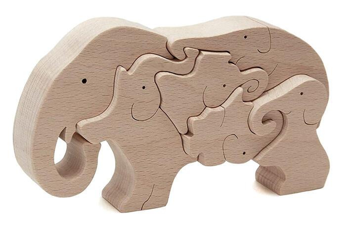 Ginga Kobo Toys Rakuten Global Market Elephant Puzzle