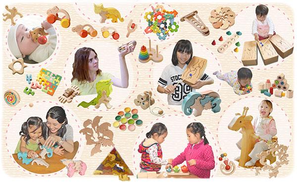 木のおもちゃ 出産祝い 赤ちゃん 名入れ 日本製