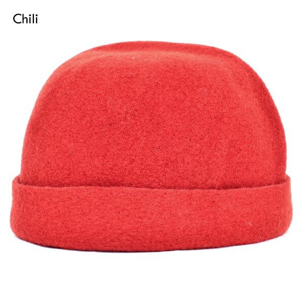 Kopka コプカ ボイルド ウール トーク 帽子 ハット レディース メンズ