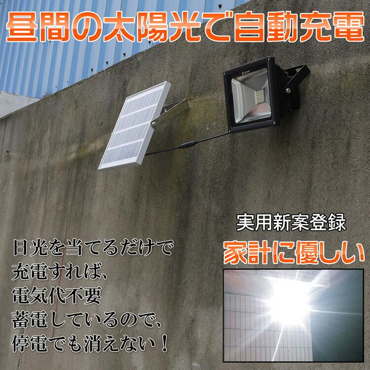 投光器 led 屋外 16W 1800ルーメン ワークライト 集魚灯