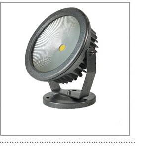 LED投光器 30W 円形