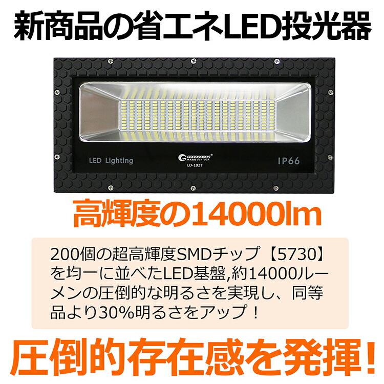 LEDスポットライト 看板用スポットライト LED投光器 50w 500W相当 看板照明