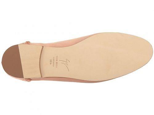 ジュゼッペザノッティGiuseppeZanottiレディース女性用シューズ靴ローファーボートシューズE76063-RasoSalmone