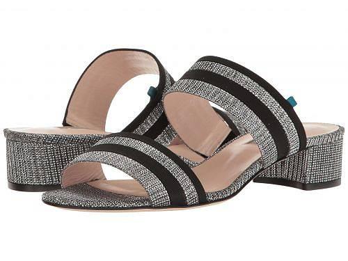 エスジェーピーSJPbySarahJessicaParkerレディース女性用シューズ靴ヒールBloom-Silver/BlackFabric
