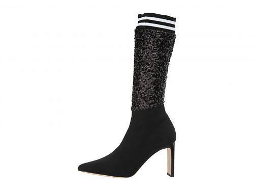シガーソンモリソンSigersonMorrisonレディース女性用シューズ靴ブーツミッドカフHenna-BlackSequin