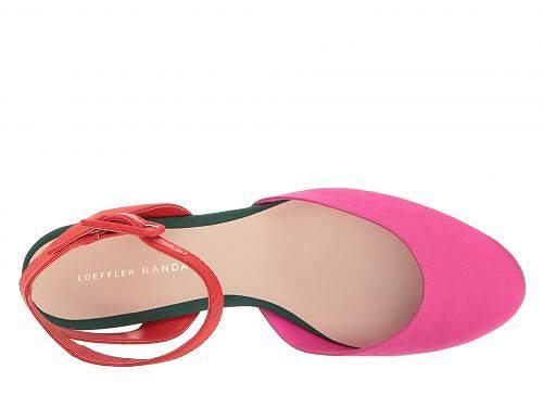 LoefflerRandallロフラーランドールレディース女性用シューズ靴ヒールLoefflerRandallロフラーランドールCami-UltraPinkMultiFaille