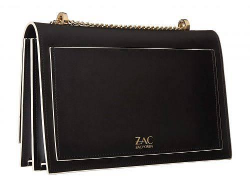 ZACZacPosenザックレディース女性用バッグ鞄バックパックリュックZACZacPosenザックEarthetteLargeChainShoulder-BlackHexFloral