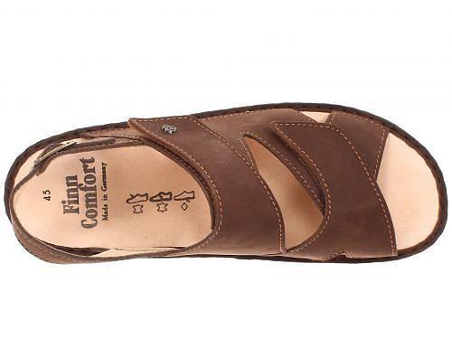 フィンコンフォートFinnComfortシューズ靴サンダルSoftToro-81528-Wood